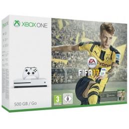 MICROSOFT Pack Xbox One S + Fifa 17