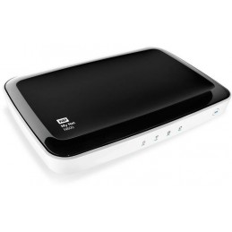 WESTERN DIGITAL My Net N600 ROUTEUR HD 4 PORTS FAST ETHERNET 1 PORT USB