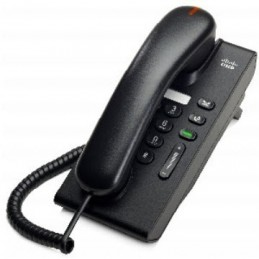 CISCO Unified IP Phone 6901 Standard - TELEPHONE FIXE VoIP - SCCP - Charbon