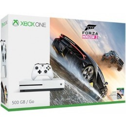 MICROSOFT Console Xbox One S 500Go + Forza Horizon 3