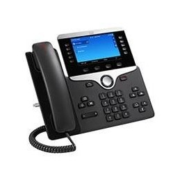 CISCO IP Phone 8851 TELEPHONE FIXE VoIP CHARBON