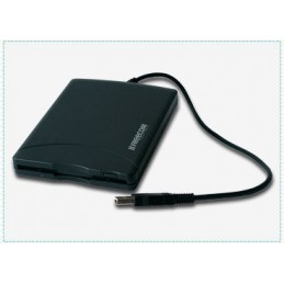 FREECOM LECTEUR DE DISQUETTE 1,44 SLIM USB2.0 NOIR