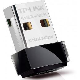 TP-LINK TL-WN725N Clé carte réseau sans fil WiFi nano 150Mbps