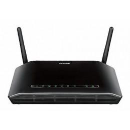 D-LINK DSL-2750B MODEM ROUTEUR ADSL2+ WiFi N300 4x PORT RJ45 1x RJ11