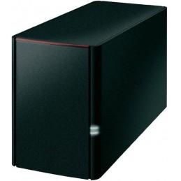 BUFFALO LS220D0402-EU LinkStation 220 NAS 4TB INSTALLÉS (2x 2TB) 2 BAIES - LS220D SAUVEGARDE