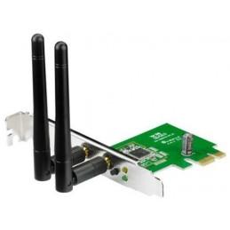 ASUS PCE-N15 Carte réseau sans fil PCI Express WiFi N 300Mbps