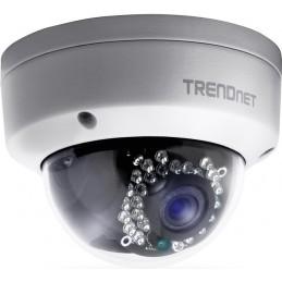 TRENDNET TV-IP321PI CAMÉRA iP DÔME D'EXTÉRIEUR 1,3MP HD PoE JOUR/NUIT IP66