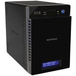 NETGEAR ReadyNAS 214 NAS 4 BAIES 4 COEURS 1,4GHz 2GO 2x RJ45 3x USB3.0