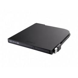 BUFFALO DVSM-PT58U2VB-EU Noir Lecteur Graveur DVD externe USB2.0