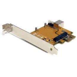 STARTECH ADAPTATEUR DE CARTE PCI Express VERS Mini PCI