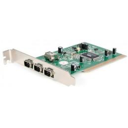 STARTECH PCI vers 4 ports Firewire 400