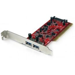 STARTECH PCI vers 2 PORTS USB 3.0 CONTROLEUR