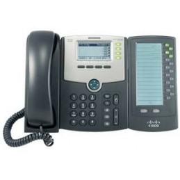 CISCO Small Business SPA500DS TÉLÉPHONE FIXE Voip ÉCRAN LCD