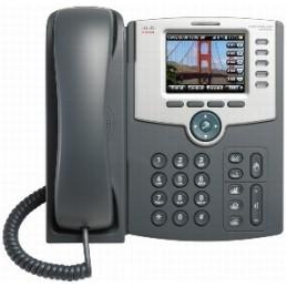 CISCO SPA525G2 TÉLÉPHONE FIXE VoIP 5 LGNES ÉCRAN LCD