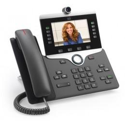 CISCO IP PHONE 8865 TÉLÉPHONE VoIP 5 LIGNES WiFi BLUETOOTH