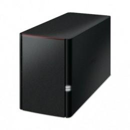 BUFFALO LS220D0202-EU LinkStation 220 NAS 2TB INSTALLÉS (2x 1TB) 2 BAIES - LS220D SAUVEGARDE