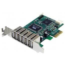 STARTECH CARTE PCI-Express 1x vers 7 ports USB 2.0