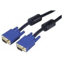UNIFORMATIC CÂBLE VGA HD-15 (M) VERS HD-15 (M) - 5M