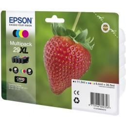 EPSON 29XL T29XL MULTIPACK BK/C/M/Y POUR Expression Home XP-235, 245, 247, 332, 335, 342, 345, 432, 435, 442