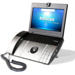 INFOCUS MVP100 TÉLÉPHONE VISIOPHONE ConX ÉCRAN 10'' HD 720p