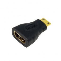ADAPTATEUR COUPLEUR HDMI FEMELLE / MINI-HDMI MALE