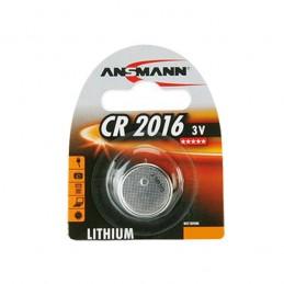 PILE BOUTON LITHIUM CR2016 - 3V ANSMANN