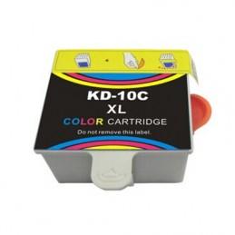 CR-10CLXL XL CARTOUCHE JET D'ENCRE C/M/Y COMPATIBLE 3949930 NO-OEM KODACK© 10CL XL
