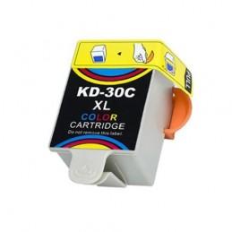 KODAK KD-30CXL NO-OEM 3952371 CARTOUCHE JET D'ENCRE C/M/Y COMPATIBLE