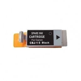 CANON BCI-15 Black 8190A002 Compatible