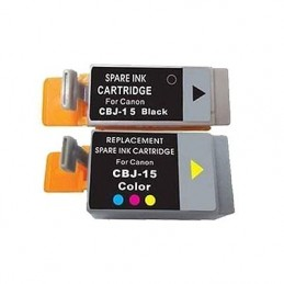CANON BCI-15 Multipack Compatible