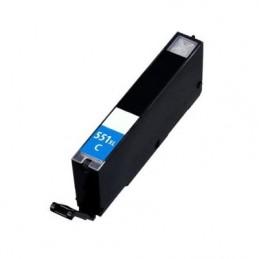 CANON CLI-551 XL Cyan Compatible