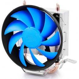 DEEPCOOL GAMMAXX 200T VENTIRAD CPU LGA-1151 AM2 AM3 FM1 FM2 757 939 940 ...