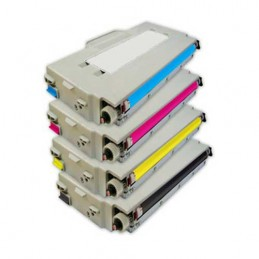 TR-TN04PACK COMPATIBLE BROTHER TN-04 PACK BK/C/M/Y NO-OEM TONERS LASER