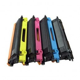TR-TN135PACK COMPATIBLE BROTHER TN-135 PACK BK/C/M/Y NO-OEM TONERS LASER
