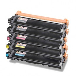 TR-TN230PACK+1BK COMPATIBLE BROTHER TN-230 PACK + 1 NOIR NO-OEM TONERS LASER