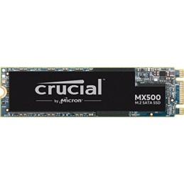 CRUCIAL MX500 SSD 250GO SATA3 6Gb/s M.2 2280 2.25mm