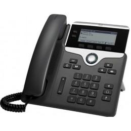 CISCO IP PHONE 7811 TELEPHONE FIXE NOIR VoIP LCD