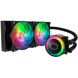 COOLER MASTER ML240R RGB (addressable) 2x 120mm INTEL / AMD
