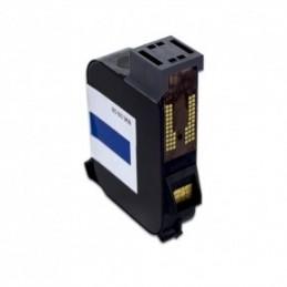 FRANCOTYP Postbase Mini REMANUFACTURÉ 1x CARTOUCHE 20ml Bleu Postal