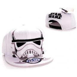 COTTON DIVISION Casquette Star Wars Stormtrooper'S Helmet Blanc