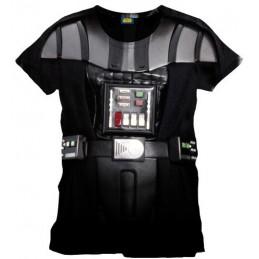 COTTON DIVISION STAR WARS Vador Costume Subli T-shirt S