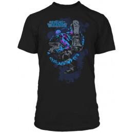 COTTON DIVISON League Of Legends T-shirt Ryze Noir XXL