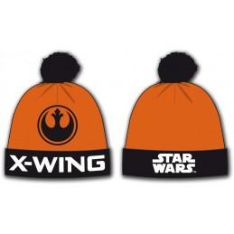 COTTON DIVISION STAR WARS Bonnet X-Wing Orange