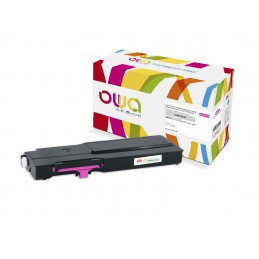 ARMOR K15952OW TONER LASER REMANUFACTURÉ MAGENTA COMPATIBLE 106R02230 XEROX© Phaser 6600