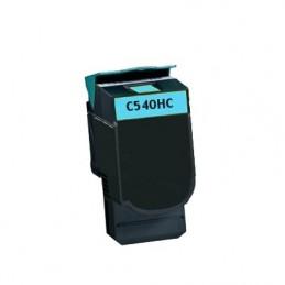 TR-C540C REMANUFACTURÉ TONER LASER CYAN LEXMARK C540 NO-OEM C540H1CG