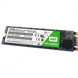WESTERN DIGITAL 240GB SSD WD GREEN M.2 2280 SATA3 6Gb/s