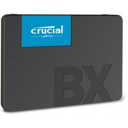 CRUCIAL BX500 120Go SSD SATA3 6Gb/s 2,5'' 7mm