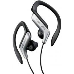 JVC HA-EB75 Argent Ecouteurs intra Auriculaire Tour d'oreille reglable - Sport