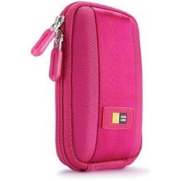 CASE LOGIC Housse semi-rigide rose pour APN compact