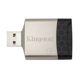KINGSTON MobiLite G4 Lecteur Multicartes USB3 microSD ...